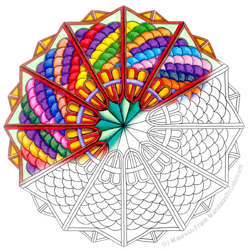 Essence of Being Mandala