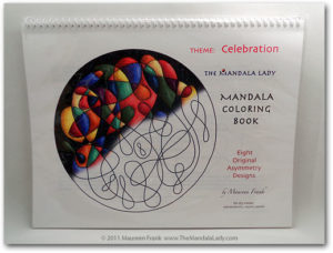Celebration Mandala Coloring Book
