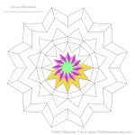 Circus Mandala - Inside Out