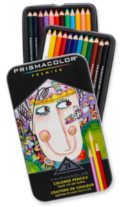 Prismacolor Color Pencils